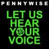 let us hear your voice