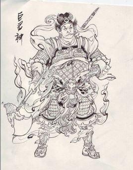 简笔画 手绘 线稿 449_268