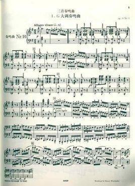 钢琴奏鸣曲《悲怆》贝多芬钢琴奏鸣曲《月光》贝多芬钢琴奏鸣曲《热情
