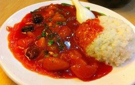 番茄牛腩饭