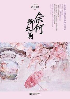 古风仙侠小说带梅花封面素材