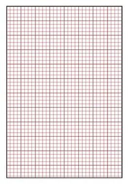 方格坐标纸模板.doc图片