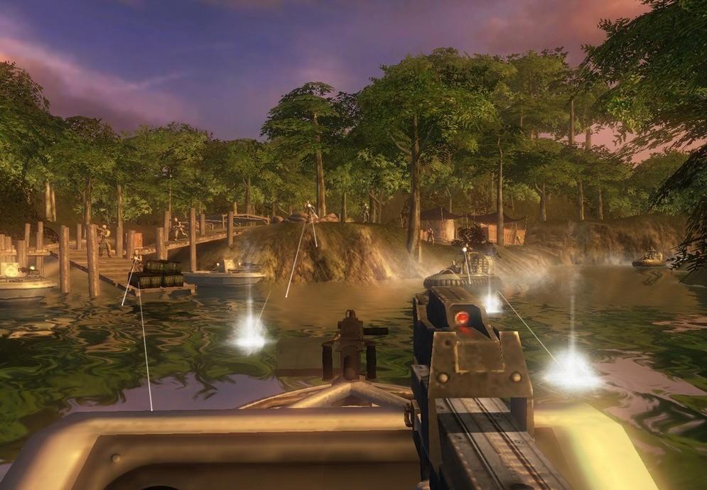孤岛惊魂 游戏界面