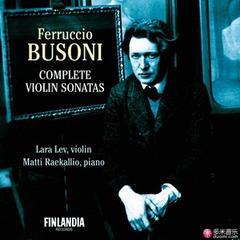 busoni complete violin sonatas