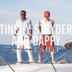 spaceship (feat.dappy) - ep