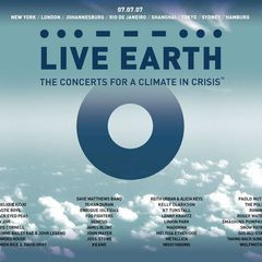 live earth - the concerts for a climate in crisis