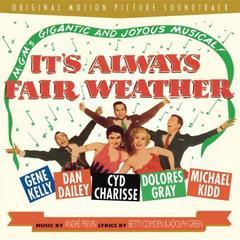 it's always fair weather(orginal m-g-m soundtrack)