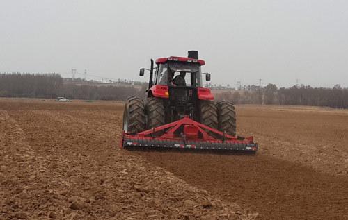 (1)改善土壤结构.