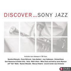 discover ...  sony jazz