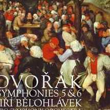 dvorák : symphonies nos 5 & 6, scherzo capriccioso & the hero's song
