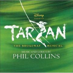 tarzan the broadway musical泰山音乐剧