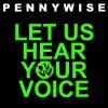 let us hear your voice