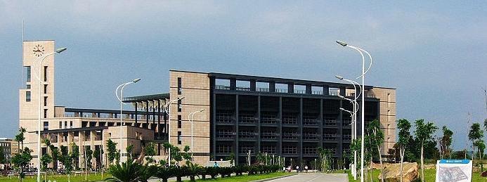 福州大学图书馆图片