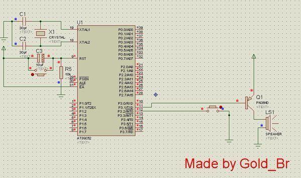 谁能给我上传份mp3的电路图,并说明其工作原理?