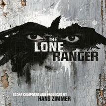 独行侠 电影配乐 the lone ranger(original motion picture score)