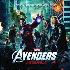 avengers assemble(复仇者联盟)