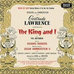 the king and i(original broadway cast)