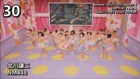Oricon单曲周榜Top 30 (2012.12.10)
