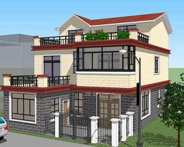 该站别墅设计图纸大多为别墅成功建设案例,全为打印的实物图纸,效果