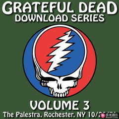 grateful dead download series vol. 3: the palestra, rochester, ny, 10/26/71