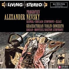 prokofiev - alexander nevsky; khachaturian - violin concerto