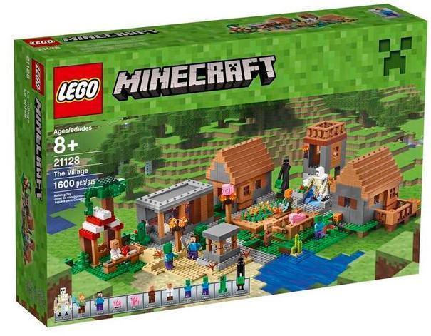我的世界系列首款珍藏版产品21128村庄(The Village),新品将于6月1日上市(5月18日VIP提前开售),定价美国199.99美元(约合人民1297元)