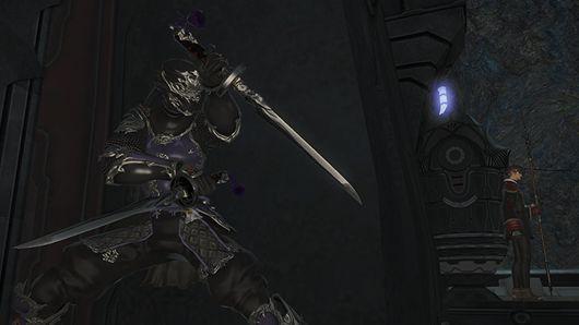 最终幻想14新职业忍者双剑士怎么样 ff14双剑士