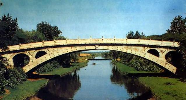 开创了中国桥梁建造的崭新局面