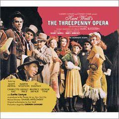 the threepenny opera o.c.r.(1954 new york cast)(blitzstein adaptation)