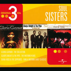 gloria gaynor/ gladys knight & the pips/ diana ross & the supremes