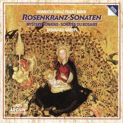heinrich ignaz franz biber: rosenkranz-sonaten(2 cds)