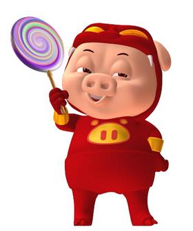 可爱猪猪头头像