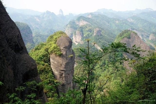 八角寨丹霞风景区