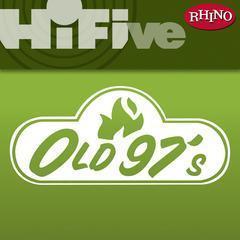 rhino hi-five  - old 97's