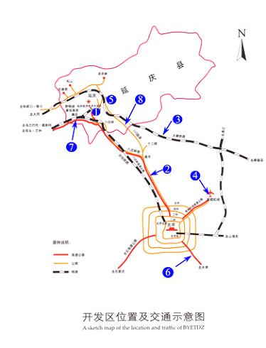 秦皇岛经济技术开发区地图