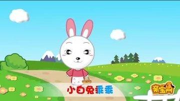 小白兔儿歌有多少 百度宝宝知道