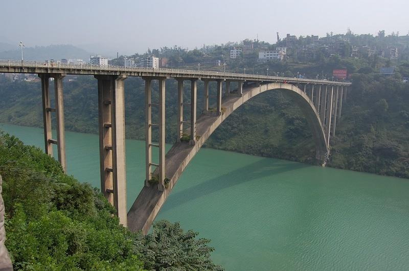 乌江大桥主桥上部结构施工方案