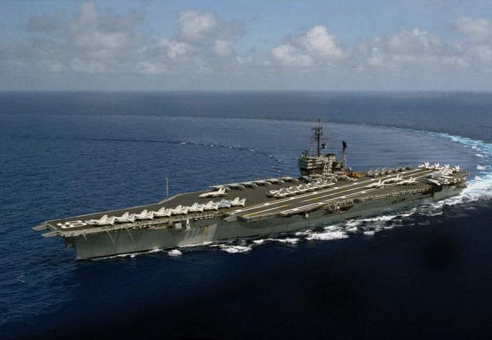 美国小鹰级航空母舰