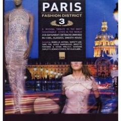 vol. 3-paris fashion distric