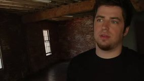 Lee DeWyze Debut Album Photoshoot