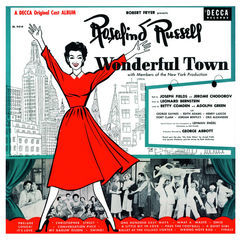 wonderful town(1953 original broadway cast recording)