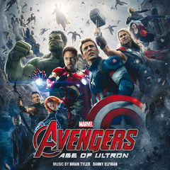 avengers: age of ultron(original motion picture soundtrack)